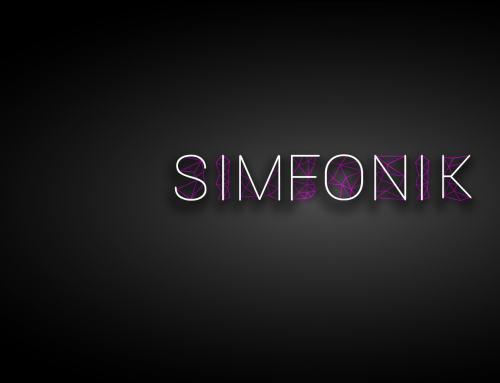 DJ Simfonik – Branding and Artwork