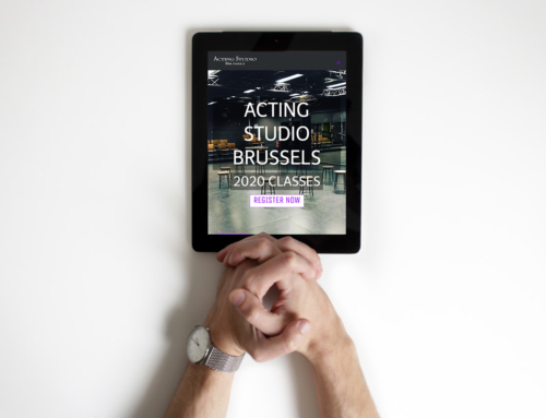 Brand and Web Development for The Acting Studio Brussels
