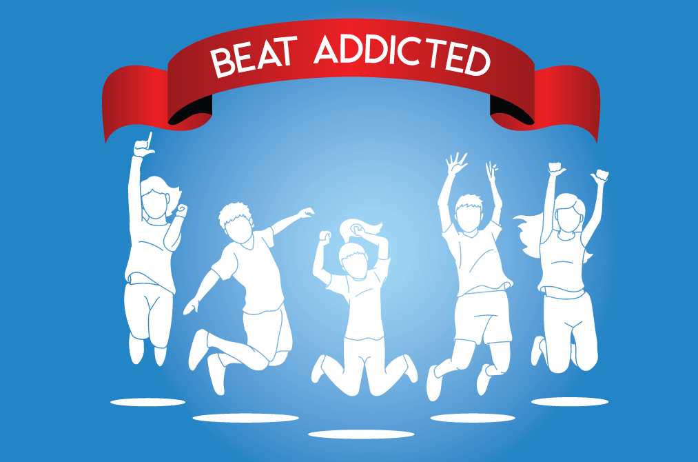 Beat Addicted logo